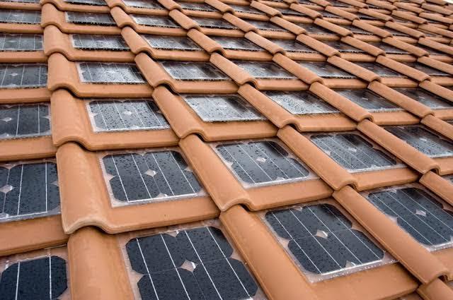 Telhas Energia Solar